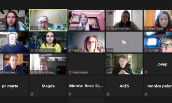 Prop de 60 assistents a les sessions formatives del catàleg EmForma de GLOBALLEIDA