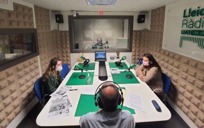 Emprenedores del Pallars protagonistes a l'espai de GLOBALLEIDA a UA1 Lleida ràdio